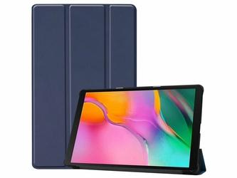 Etui Alogy Book Cover do Samsung Galaxy Tab A 10.1 2019 T510T515 Granatowe - Granatowy