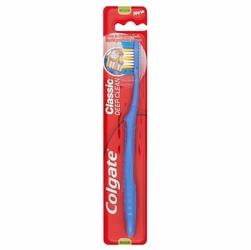 Colgate Classic Deep Clean Medium, szczoteczka do zębów, średnia