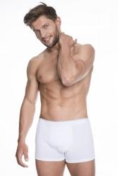 Julimex iron białe bokserki