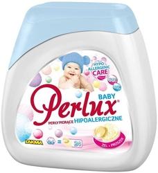 Perlux baby perły piorące, kapsułki do prania ubranek dziecięcych, 24 prania