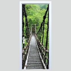 Fototapeta na drzwi most 547a