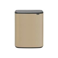 Brabantia - kosz bo touch bin, 60 l - złoty - złoty