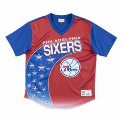 Koszulka Mitchell  Ness NBA Philadelphia 76ers Game Winning Shot - Philadelphia 76ers