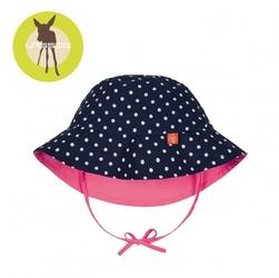 Lassig, kapelusz dwustronny uv 50+ polka dots