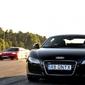Jazda audi r8 v8 - kierowca - silesia ring tor główny - 4 okrążenia