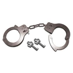 Sexshop - kajdanki metalowe - sm metal handcuffs - online