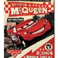 Cars lightning mcqueen race - obraz na płótnie