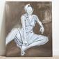 Irina vilim :: obraz kobieta w brązie