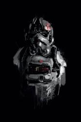 Gwiezdne wojny star wars at at driver - plakat premium wymiar do wyboru: 100x140 cm