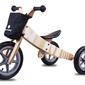 Sun baby twist samoa white rowerek biegowy drewniany 2w1 + prezent 3d