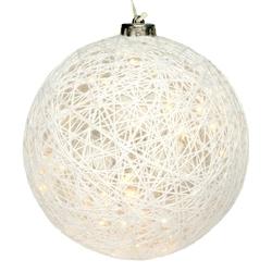 kula świetlna 40 led biała ciepła dekoracja świąteczna