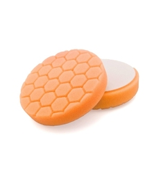 Flexipads pro-detail orange medium heavy cutting 135 mm - mocno tnąca gąbka polerska