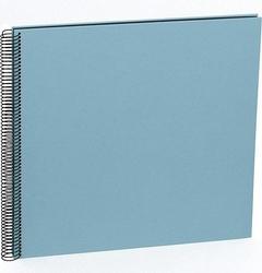Album na zdjęcia Uni Economy białe karty duży błękitny