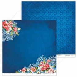 Papier do scrapbookingu Navy Romance 30,5x30,5 cm - 01 - 01