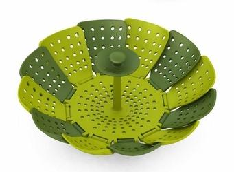 Wkład do gotowania na parze Lotus Plus zielony