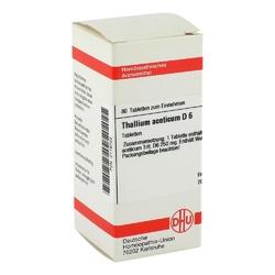 Thallium acet. d 6 tabl.