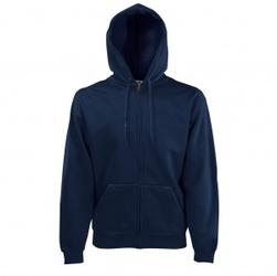 Bluza fotl zip through hooded sweat fullcolor