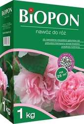 Biopon, nawóz granulowany do róż, 1kg
