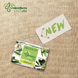 Macrovita olive-elia mydło z czystej oliwy z oliwek natural 100g