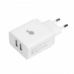 TB Ładowarka dual USB 5V3.1 A uniwersalna