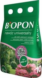 Biopon, Uniwersalny nawóz granulowanyowany,  10kg