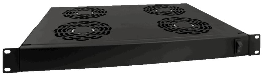 Panel 4 wentylatorów RACK PULSAR RAWP-1 - Szybka dostawa lub możliwość odbioru w 39 miastach