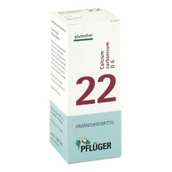 Biochemie Pflueger 22 Calcium carbonic.D 6 Tabl.