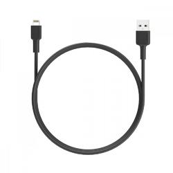 AUKEY Kabel wzmocniony, szybki Quick Charge Lightning-USB CB-BAL1 certyfikat MFi Apple czarny