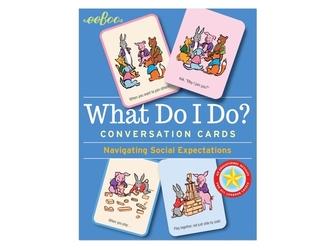 SAVOIR VIVRE dla najmłodszych karty do nauki angielskiego
