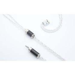 Effect audio thor silver ii wtyk iem: 4.4mm, konektory: 2 pin