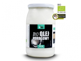 Bio olej kokosowy nierafinowany 900ml