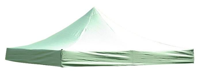 Dach do pawilonu o wymiarach 3x3m zielony 292 cm