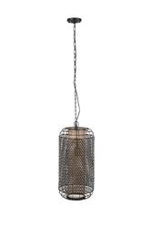 Dutchbone :: lampa wisząca metalowa archer rozmiar l