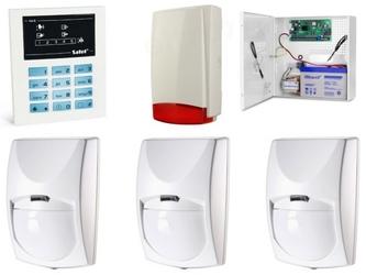 Alarm satel ca-5 led, 3xbingo, syg. zew. spl-5010r - szybka dostawa lub możliwość odbioru w 39 miastach