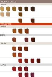 Wella koleston me zestaw do koloryzacji farba 60ml + oxydant 60ml 000