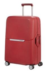 Walizka kabinowa samsonite magnum 55 cm czerwona - czerwony || rust red