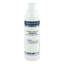 Ultraschall gel flasche