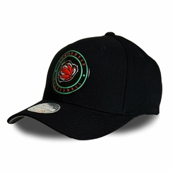 Czapka Mitchell  Ness NBA Vancouver Grizzlies Circle Weald Patch Snapback - Vancouver Grizzlies
