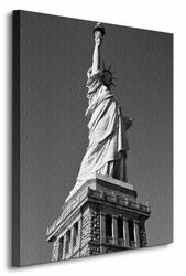 Statua Wolności, New York - Obraz na płótnie