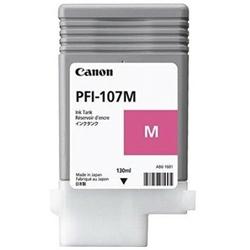 Tusz Oryginalny Canon PFI-107M 6707B001 Purpurowy - DARMOWA DOSTAWA w 24h