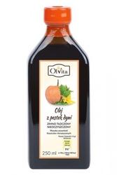 Olej z pestek dyni 250 ml - tłoczony na zimno