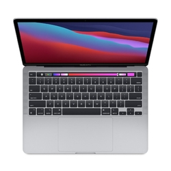 Apple macbook pro 13: apple m1 chip with 8 core cpu and 8 core gpu, 512gb ssd - space grey