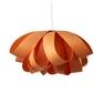 Lzf :: lampa wisząca agatha duża 140x76 kolor do wyboru