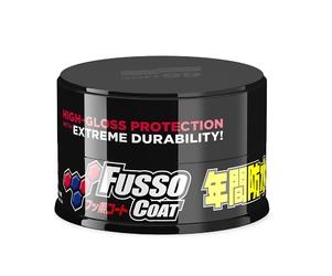 Soft99 new fusso coat 12 months dark wax – syntetyczny wosk o trwałości do 12 miesięcy 200g