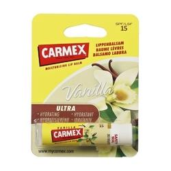 Carmex vanilla spf15 balsam do ust dla kobiet 4,25g