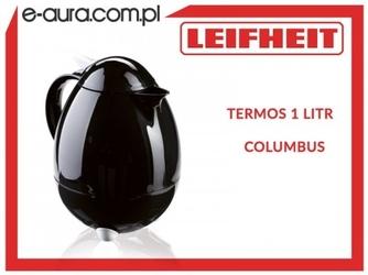 Termos próżniowy leifheit columbus 1,0 l połysk czarny 28301