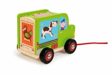 Samochód sorter do ciągnięcia Farma
