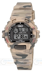 Zegarek QQ M153-010 średnica 38 mm