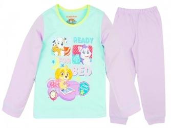 Piżama dla dziewczynki psi patrol