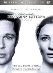 Ciekawy przypadek benjamina buttona 2 dvd premium collection płyta dvd